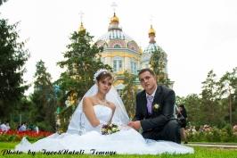 Ольга и Евгений 2012